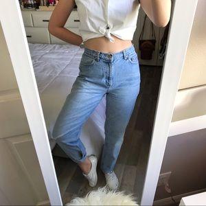 VINTAGE ✨ ralph lauren high waisted mom jeans